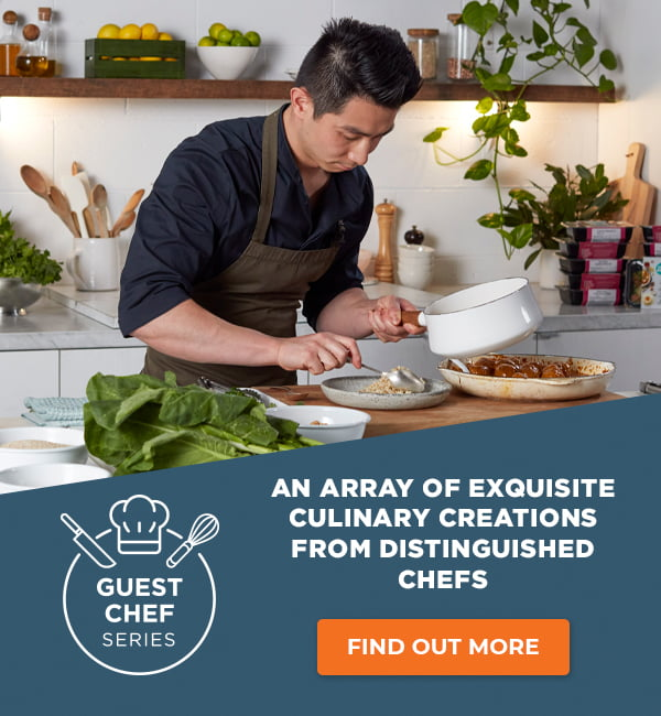 Healthy Ready Meals Delivered From $9.95 - Chefgood